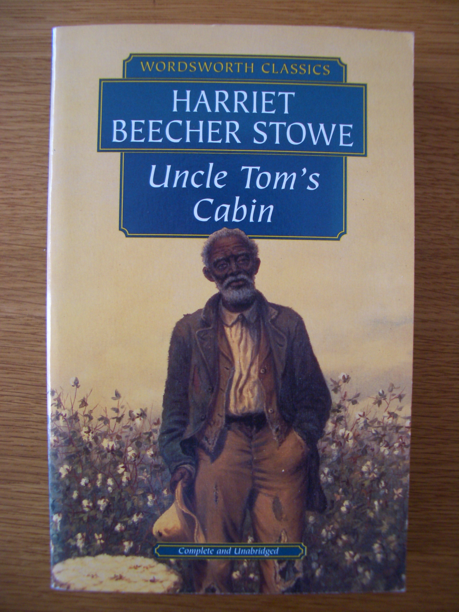 an analysis of the character of uncle tom in the novel uncle toms cabin