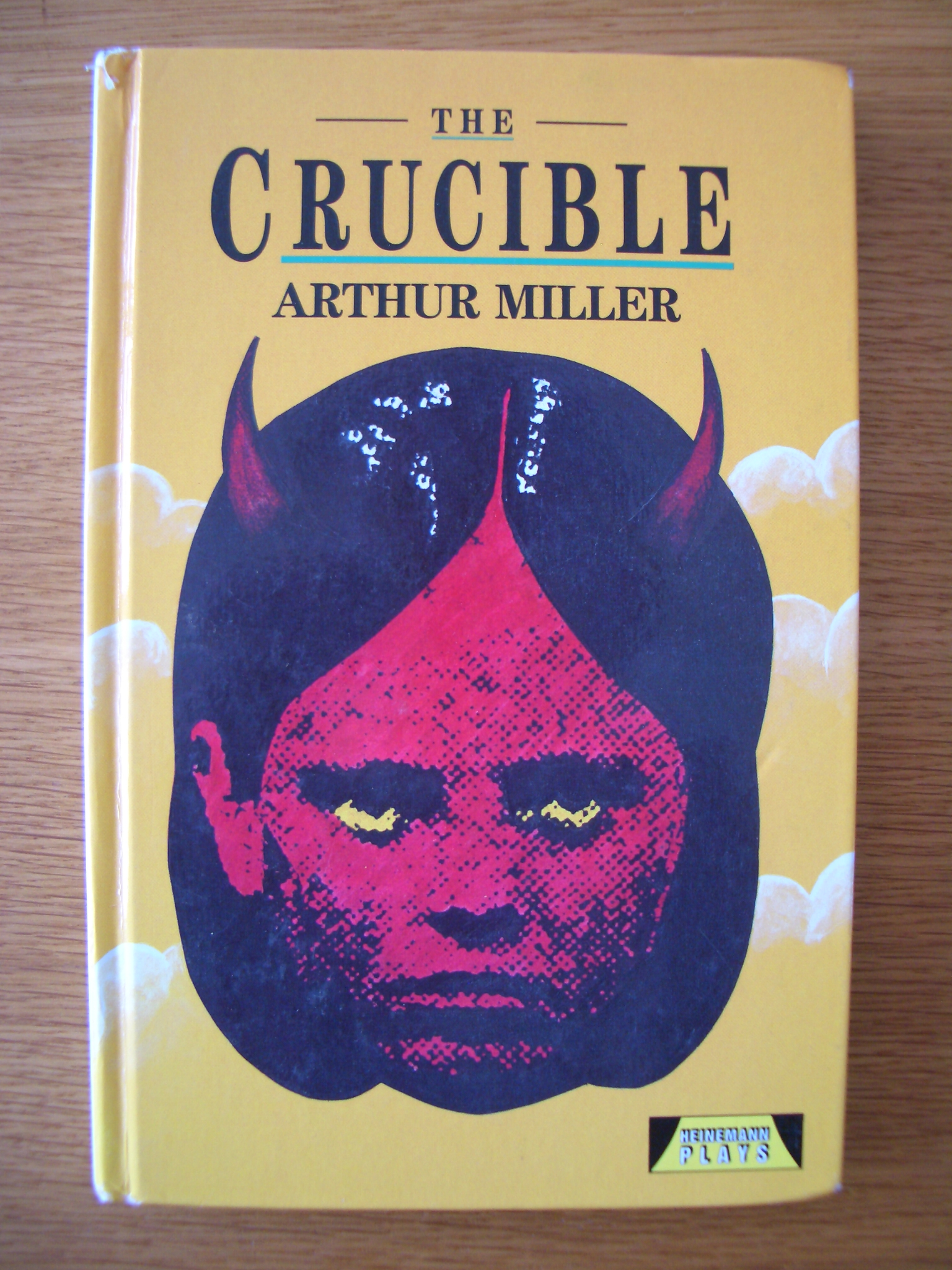the intentions of the wicked in the play the crucible by arthur miller Crucible: the crucible and proctor essay the crucible by arthur miller is a classical tragedy, with john proctor as the play's protagonist honest, upright, and blunt-spoken, proctor is a good man, but one with a secret, fatal flaw.